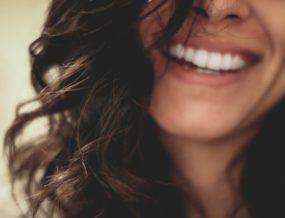 Sourire de femme